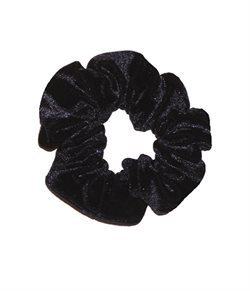 Scrunchie sort velour