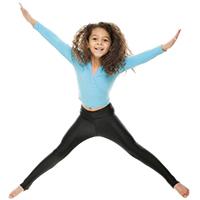 Gymnastiktøj Børn Junior Alt I Og Her ⇒ Til Køb BTAAfxz