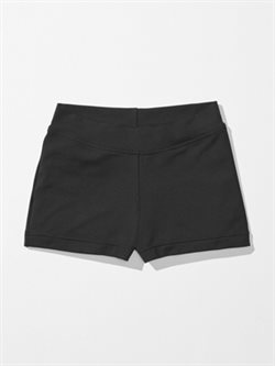 Korte sorte stretch shorts Capezio